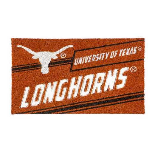 2RMP999: EG University of Texas, Coir Punch Mat
