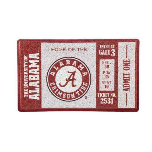 41LM924: EG Turf Mat, University of Alabama