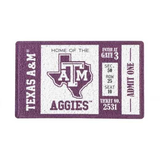 41LM969: EG Turf Mat, Texas A&M