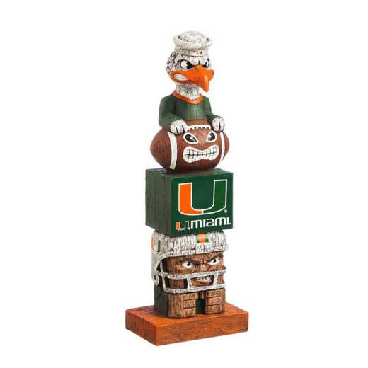 "84953TT: EG 16"" Garden Statue, University of Miami"