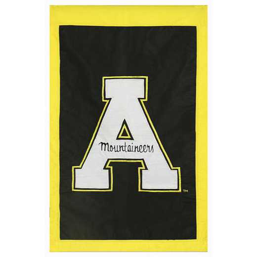 C0486: EG Appalachian State Applique Flag