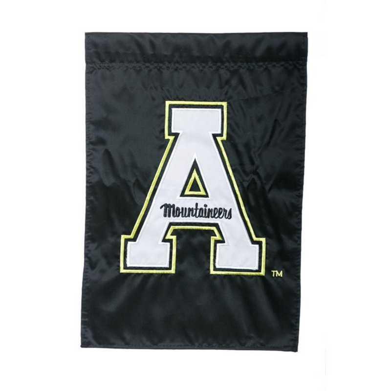 C10486D: EG Applachian Apploque Garden Flag