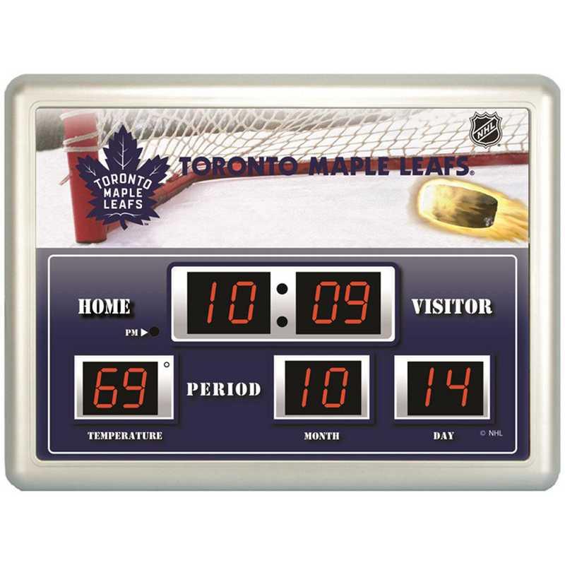 01274376B: Scoreboard Clock, Toronto Maple Leafs