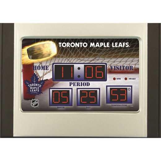01284376B: Scoreboard Clock, Toronto Maple Leafs