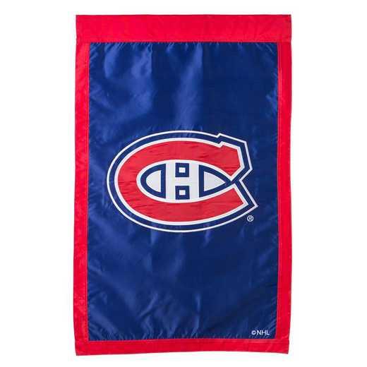 154364: EG Applique Flag, Montreal Canadiens