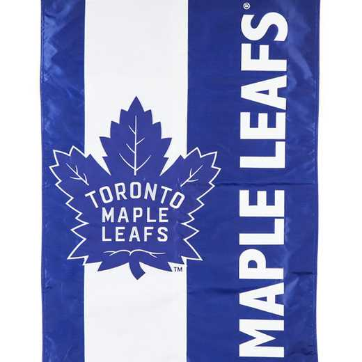15SF4376: EG Embellished Flag, Toronto Maple Leafs