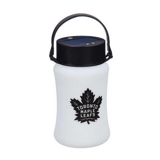 2SP4376SL: EG Silicone Solar Lantern, Toronto Maple Leafs