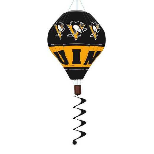 45SB4372: EG Baloon Spinner, Pittsbugh Penguins