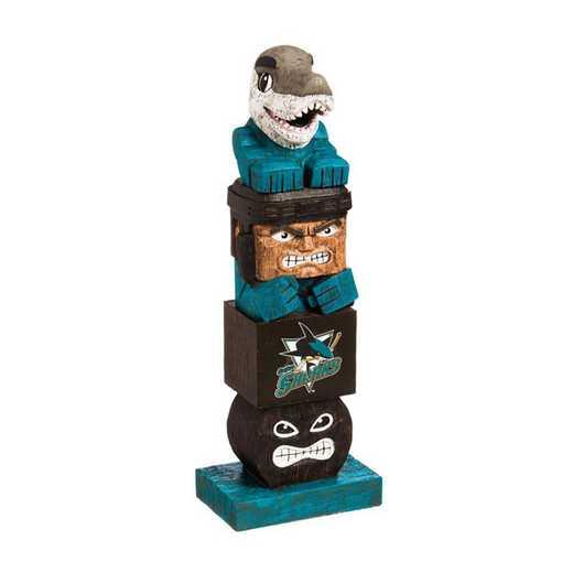 844373TT: EG Team Garden Statue, San Jose Sharks