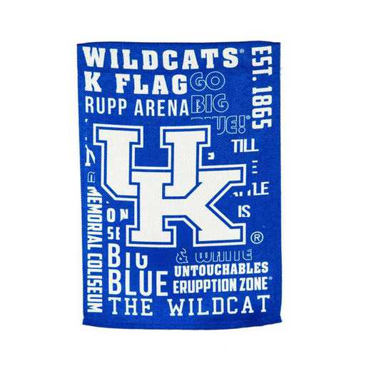 13ES944FR: EG Kentucky Fan Rules Flag