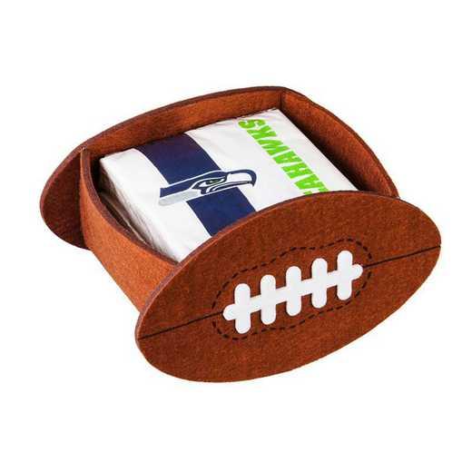 P10443827: EG Seattle Seahawks, Napkin Felt Gift Set