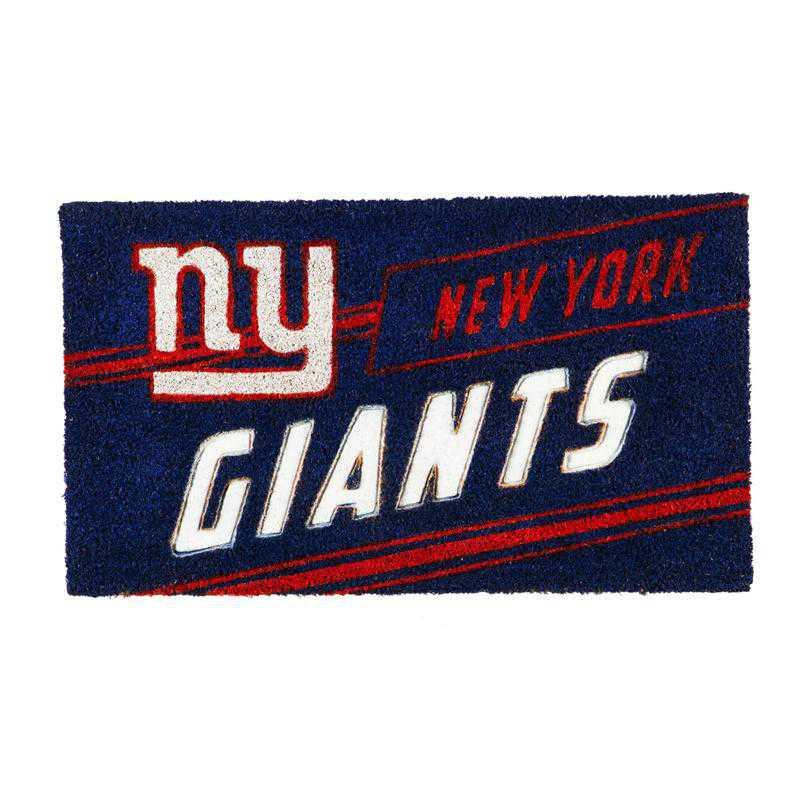 2RMP3820: EG New York Giants, Coir Punch Mat