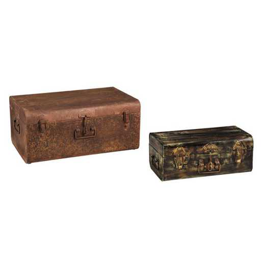 8TR007: EG Storage Trunk- Set of 2