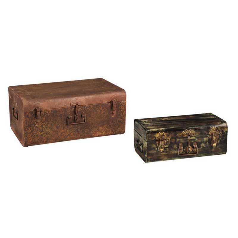 8TR007: EG Storage Trunk- Set of 2