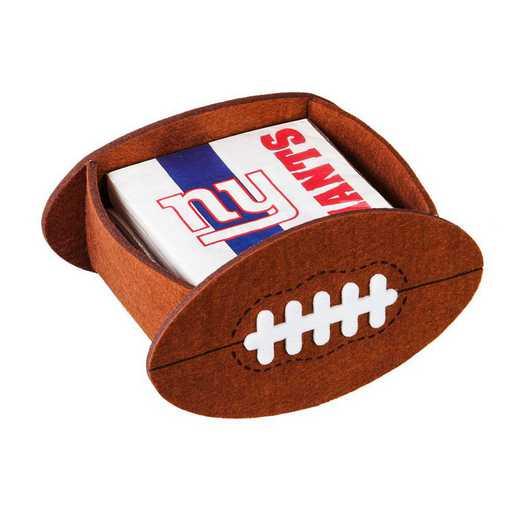 P10443820: EG New York Giants, Napkin Felt Gift Set
