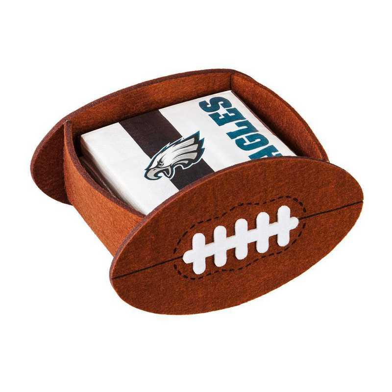 P10443823: EG Philadelphia Eagles, Napkin Felt Gift Set