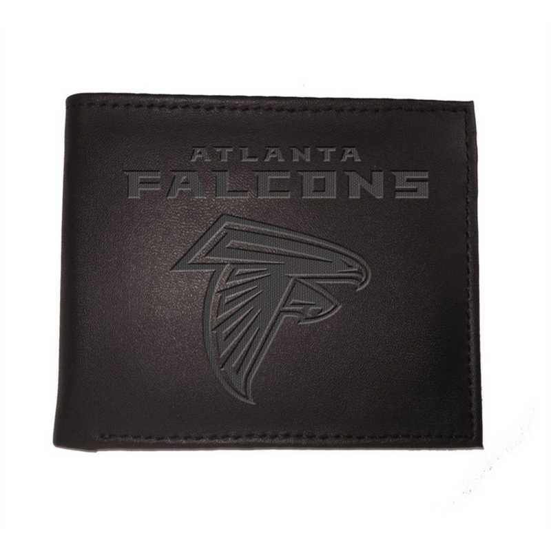 7WLTB3801: EG Bi-fold Wallet Atlanta Falcons