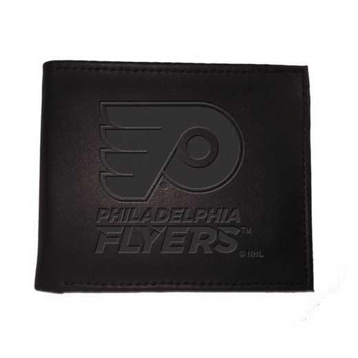 7WLTB4370B: EG Bi-Fold Wallet, Philadelphia Flyers