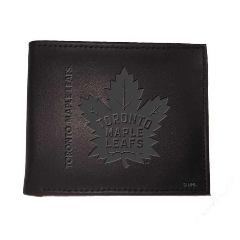 7WLTB4376B: EG Bi-Fold Wallet, Toronto Maple Leafs