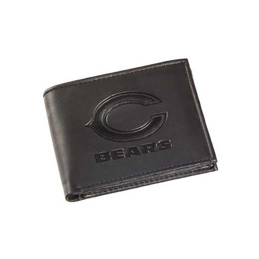 7WLTB3805: EG Bi-fold Wallet Chicago Bears