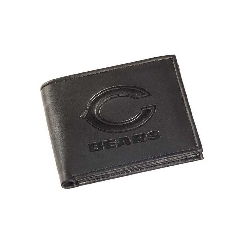 7WLTB3805: EG Bi-fold Wallet Chicago Bears