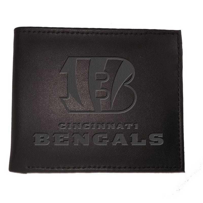 7WLTB3806: EG Bi-fold Wallet Cincinnati Bengals