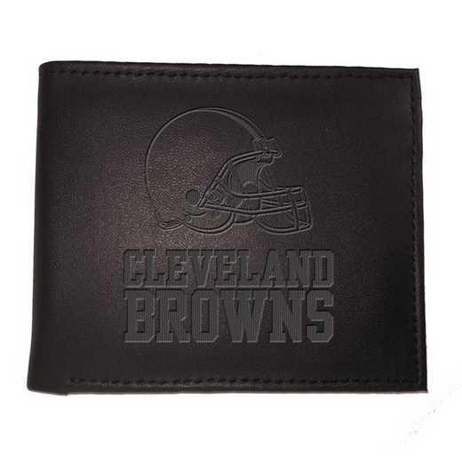 7WLTB3807: EG Bi-fold Wallet Cleveland Browns