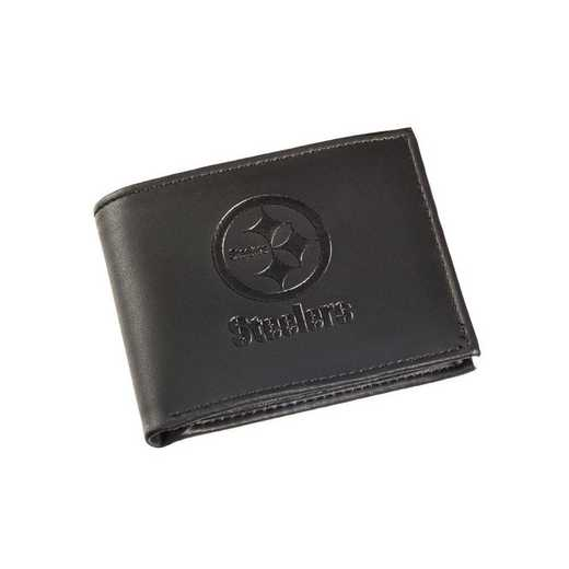 7WLTB3824: EG Bi-fold Wallet Pittsburgh Steelers
