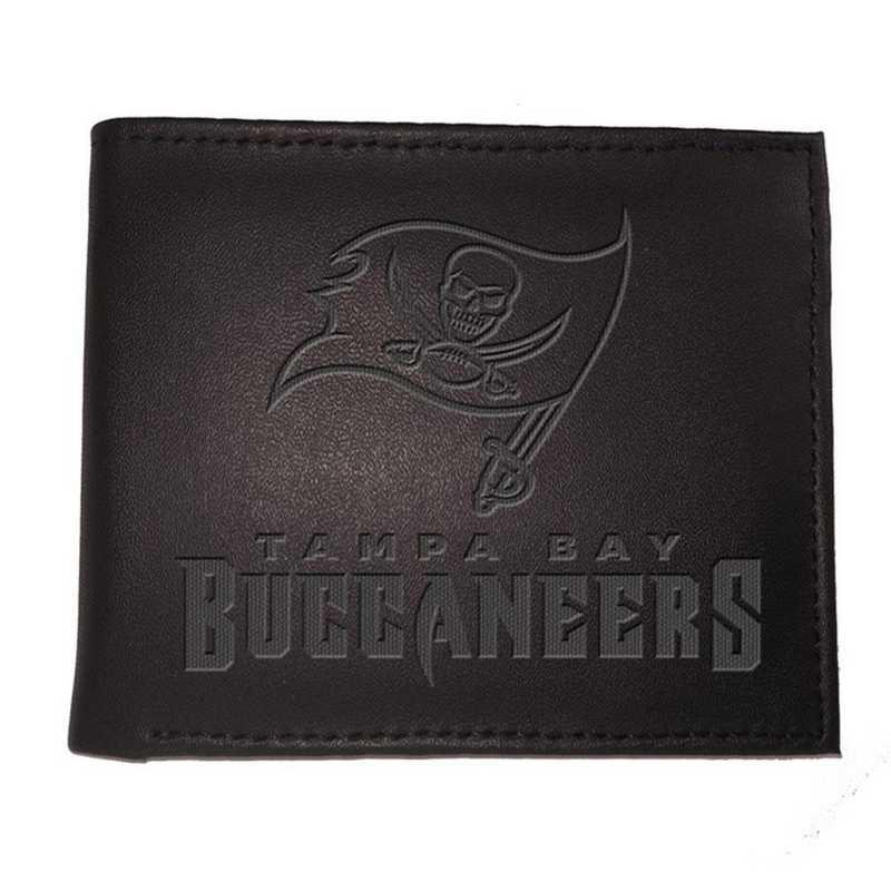 7WLTB3829: EG Bi-fold Wallet Tampa Bay Buccaneers
