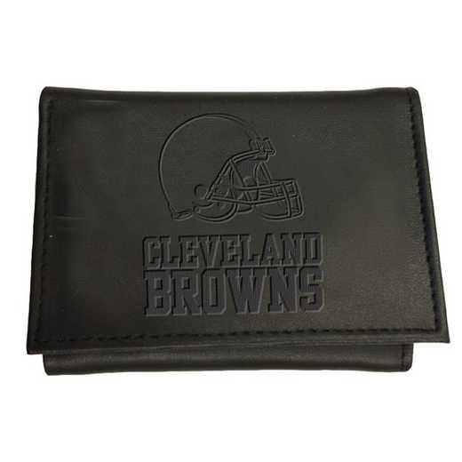 7WLTT3807: EG Tri-fold Wallet Cleveland Bengals