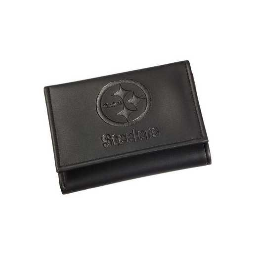 7WLTT3824: EG Tri-fold Wallet Pittsburgh Steelers