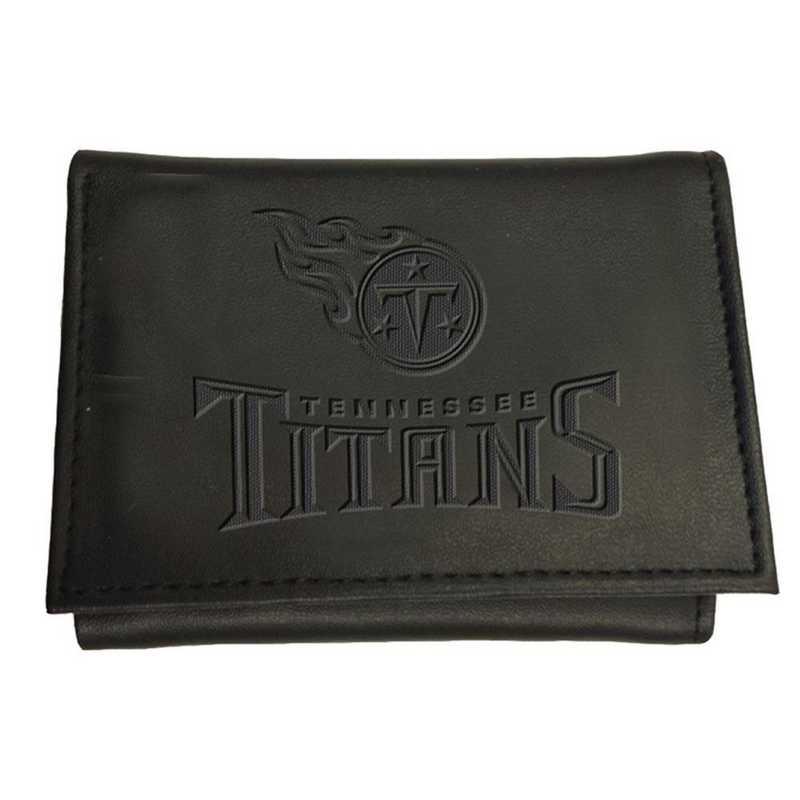 7WLTT3830: EG Tri-fold Wallet Tennessee Titans
