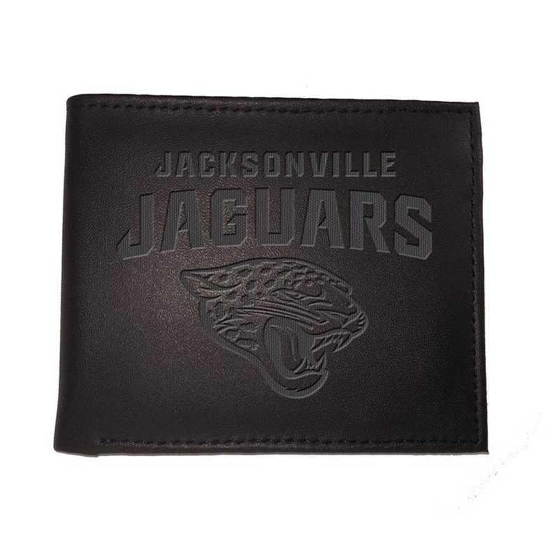 7WLTB3814: EG Bi-fold Wallet Jacksonville Jaguars