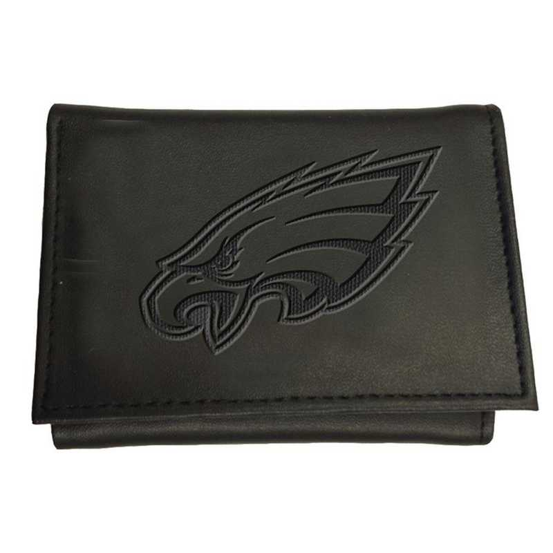 7WLTT3823B: EG Tri-fold Wallet Philadelphia Eagles
