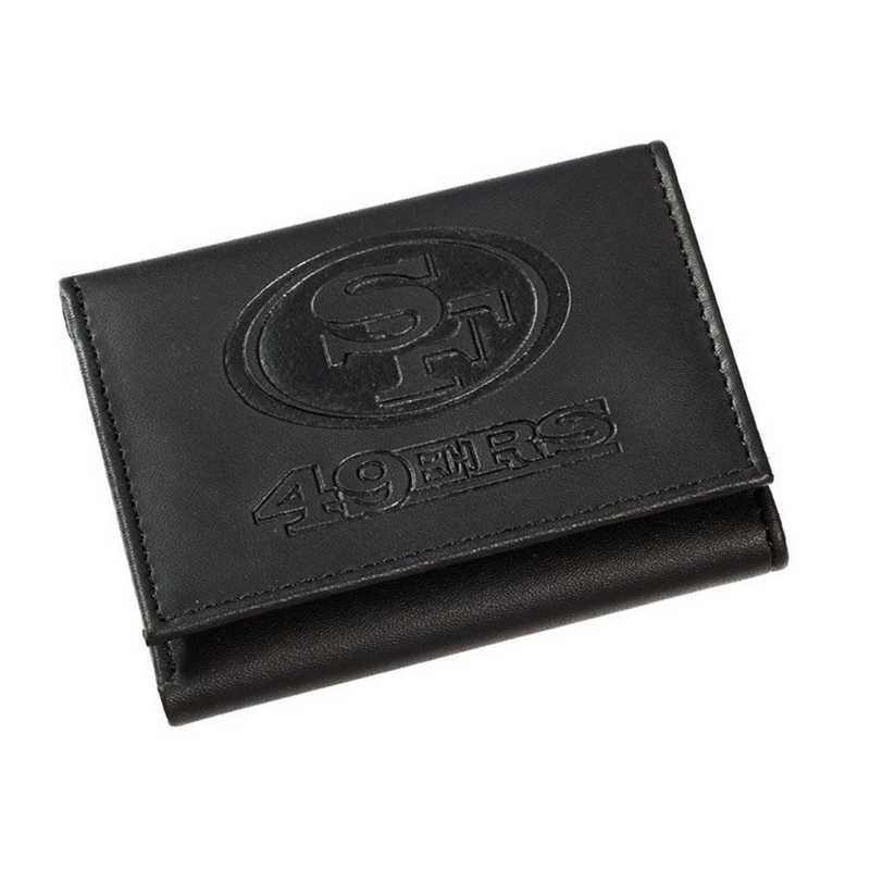 7WLTT3826: EG Tri-fold Wallet San Francisco 49ers