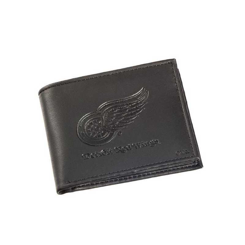 7WLTB4359: EG Bi-Fold Wallet, Detroit Red Wings