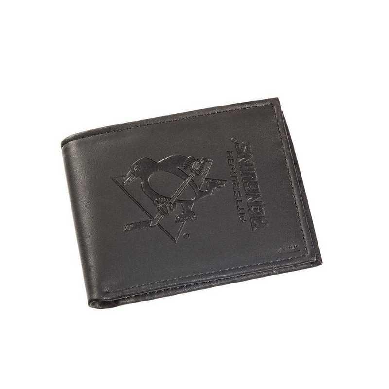 7WLTB4372: EG Bi-Fold Wallet, Pittsburgh Penguins