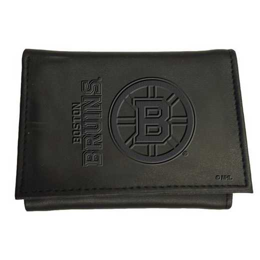 7WLTT4351: EG Tri-fold Wallet, Boston Bruins