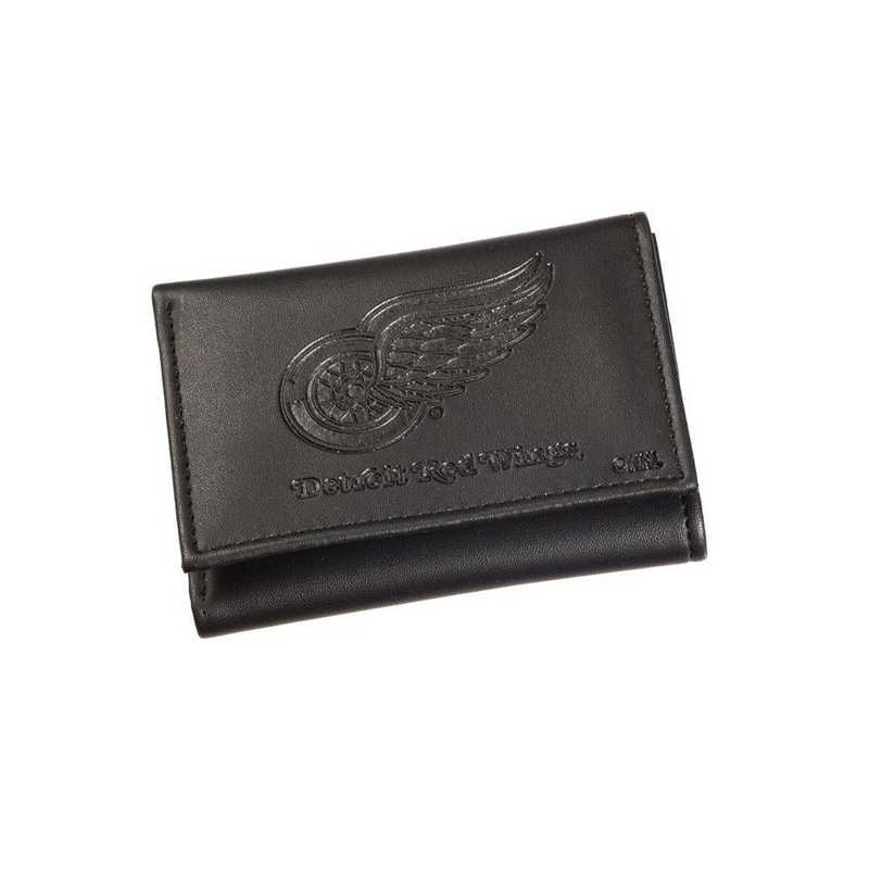 7WLTT4359: EG Tri-fold Wallet, Detroit Red Wings