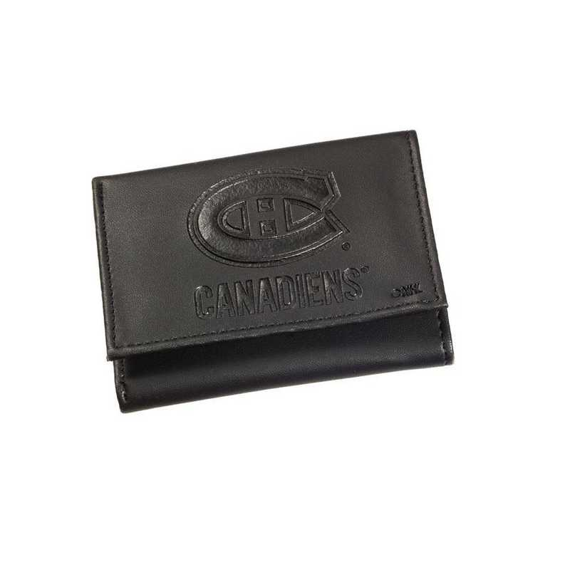 7WLTT4364: EG Tri-fold Wallet, Montreal Canadiens