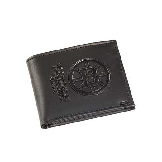 7WLTB4351: EG Bi-Fold Wallet, Boston Bruins