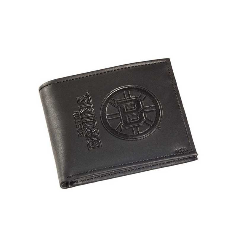 7WLTB4351: EG Bi-Fold Wallet, Boston Bruins