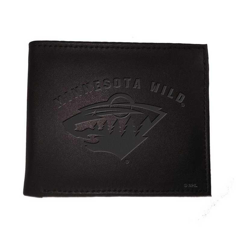 7WLTB4363: EG Bi-Fold Wallet, Minnesota Wild