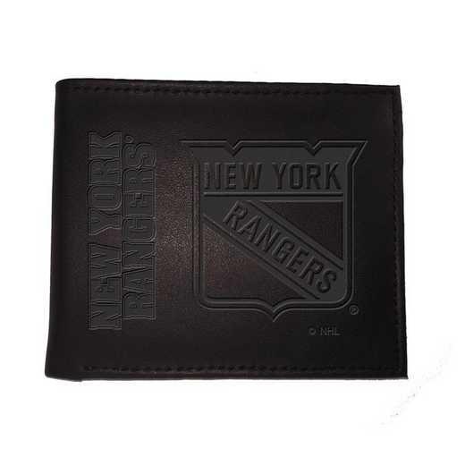 7WLTB4368: EG Bi-Fold Wallet, NY Rangers