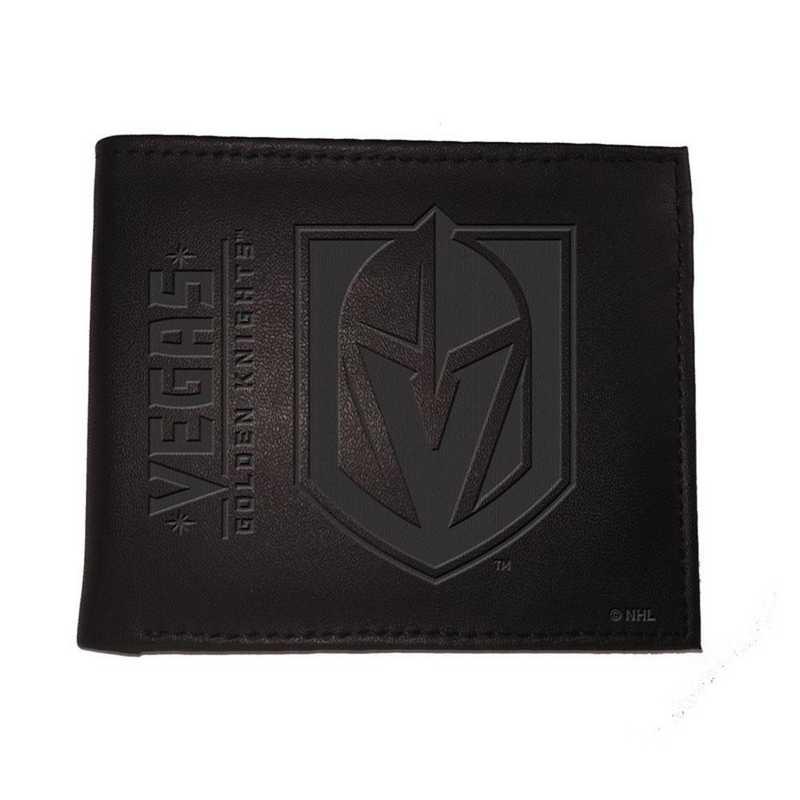 7WLTB4380: EG Bi-Fold Wallet, Vegas Golden Knights
