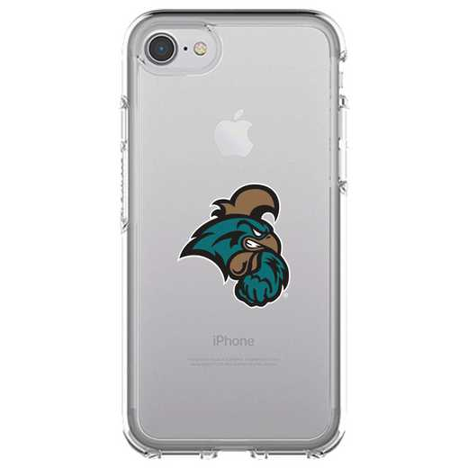 IPH-87-CL-SYM-CCU-D101: FB Coastal Carolina OB SYMMETRY CLEAR IPN 7 CLEAR