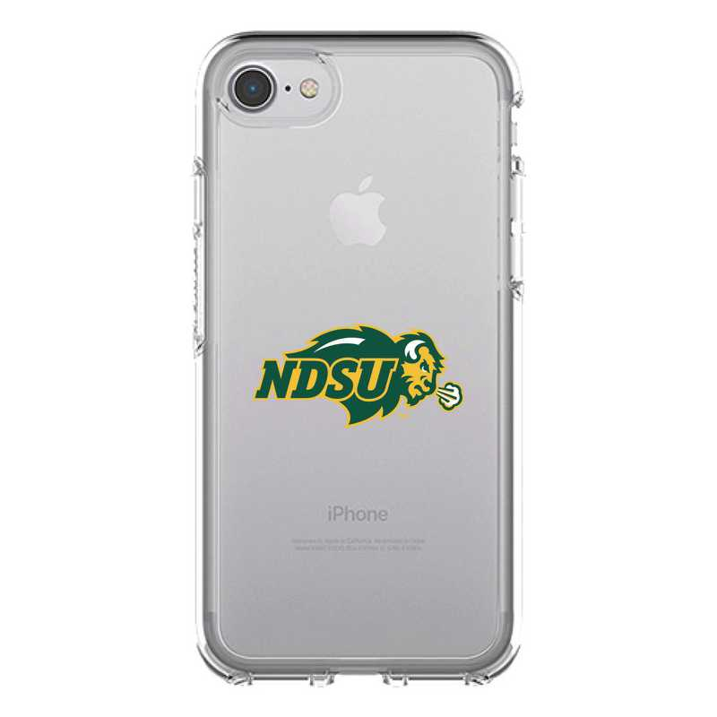 IPH-87-CL-SYM-NDSU-D101: FB North Dakota St OB SYMMETRY CLEAR IPN 7 CLEAR 624