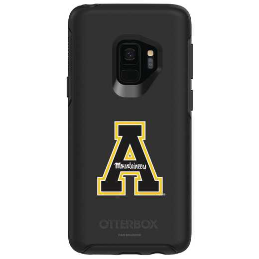 GAL-S9-BK-SYM-APS-D101: FB Applachian St OB SYMMETRY Case for Galaxy S9