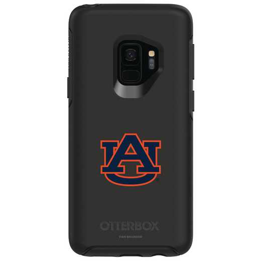 GAL-S9-BK-SYM-AUB-D101: FB Auburn OB SYMMETRY Case for Galaxy S9