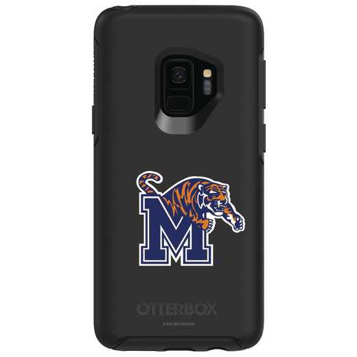 GAL-S9-BK-SYM-MEM-D101: FB Memphis OB SYMMETRY Case for Galaxy S9